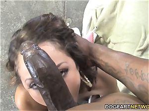 Kristina Rose bi-racial rectal romp