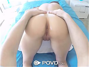 point of view hook-up with an innocent gal