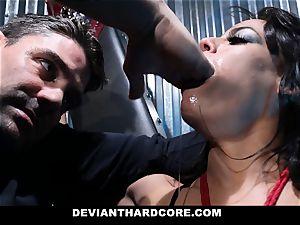 DeviantHardcore - Latina cougar dominated