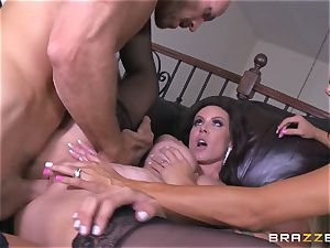 four way nail with Kendra enthusiasm and her guy wives