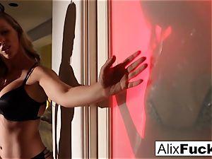 intercourse kittens Alix Lynx and Cherie Deville