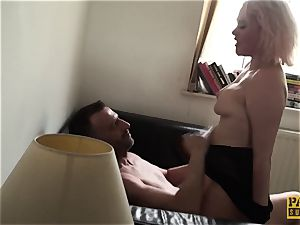 worthless brit gimp smacked and gasped