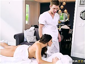 assfuck massage for Adriana Chechik