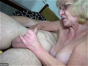 OldNannY grannie Adult playthings act Compilation