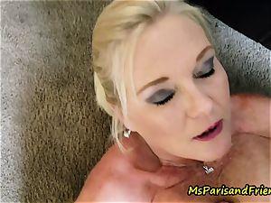 teacher Paris trains the virgin Part 1