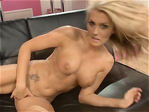 Natasha Marley enjoys teasing her mouth-watering humid vulva