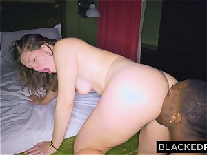 BLACKEDRAW gf cheats with the thickest meatpipe she's EVER seen