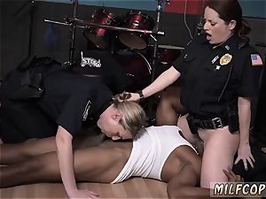 unexperienced mummy restrain bondage wet vid grips officer romping a deadbeat father.