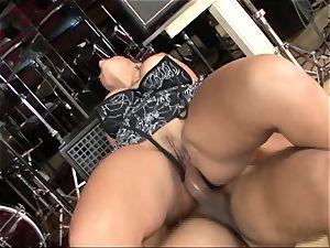 Caroline Miranda - hard anal invasion - 720p