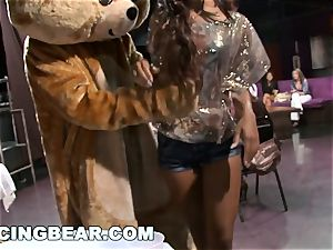 soiree soiree party with the Muthafucking Dancing grizzly!