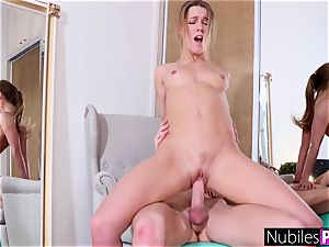 private workout W Alexis Crystal And immense cock S16:E8