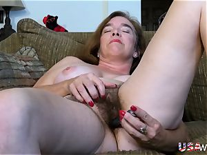 USAwives wooly Mature honeypots frolicking Compilation
