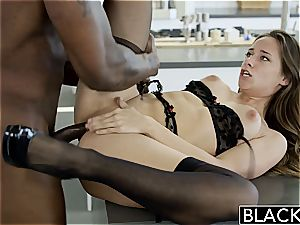 BLACKED My girlfriends molten step-sister Cassidy Klein likes bbc