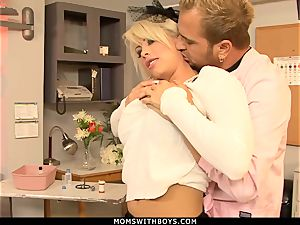 mummy Brooke Haven Flirts And nails The college Nurse