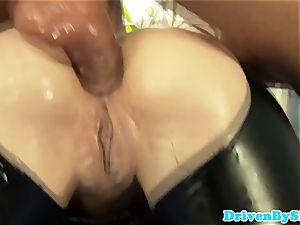 sucking Misha Cross and Samia Duarte ass-fucked