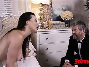cheating milf cockslut Dana big black cock beaten