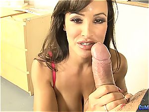 immensely luxurious Spanish lessons with Lisa Ann in 1080p