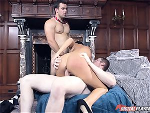 India Summer strewn wth two lots of jizm