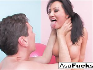 Asa's xxx anal opening up