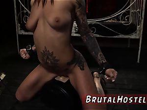 tough jizz inside and buttfuck punishment restrain bondage unfortunately their fun comes to a sudden