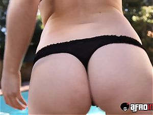 voluptuous milf analled and jism fed