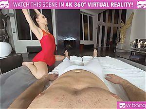 VRBangers.com nimble Jill Will open up Her succulent cunt