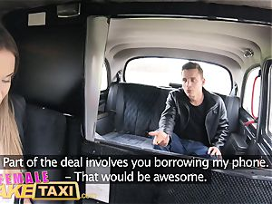 dame fake taxi boy speed smash raw trimmed labia