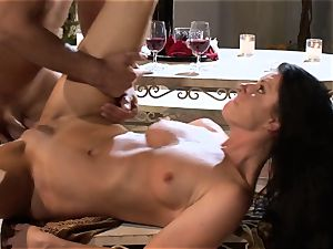 India Summers India Summers is lovinТ the immense stiffy pleasing her super-steamy snatch har