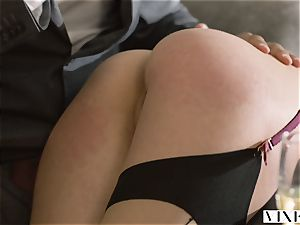 VIXEN tempting Real Estate Agent Gets punished