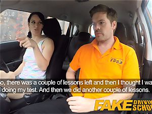 faux Driving college filthy internal ejaculation orgasm