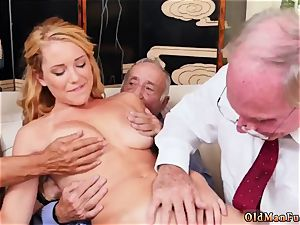 ample baps jism internal cumshot hardcore Frannkie And The gang Tag team A Door To Door Saleswoman