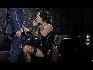 xCHIMERA - Hungarian Amirah Adara fetish creampie tear up