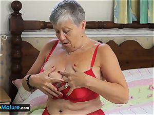 EuropeMaturE great huge-titted grannies Compilation