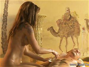 The Turkish Ritual massage