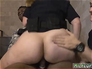 Mature cougar and youthfull very first time fake Soldier Gets Used as a pulverize plaything