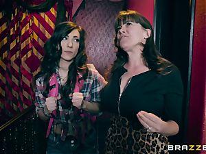 girl-on-girl fun with Alexa Nova and Ruby Sparx