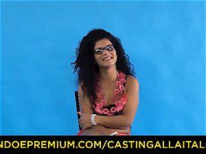 casting ALLA ITALIANA - Romanian nympho rump pounded