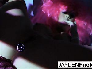 Jayden luvs to have killer joy